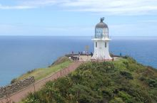 新西兰最北端 雷恩格海角灯塔 舒服 下一站会是哪里呢 回奥克兰将近四小时的车程