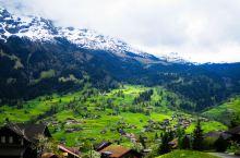 瑞士必去的小镇,山中的童话世界