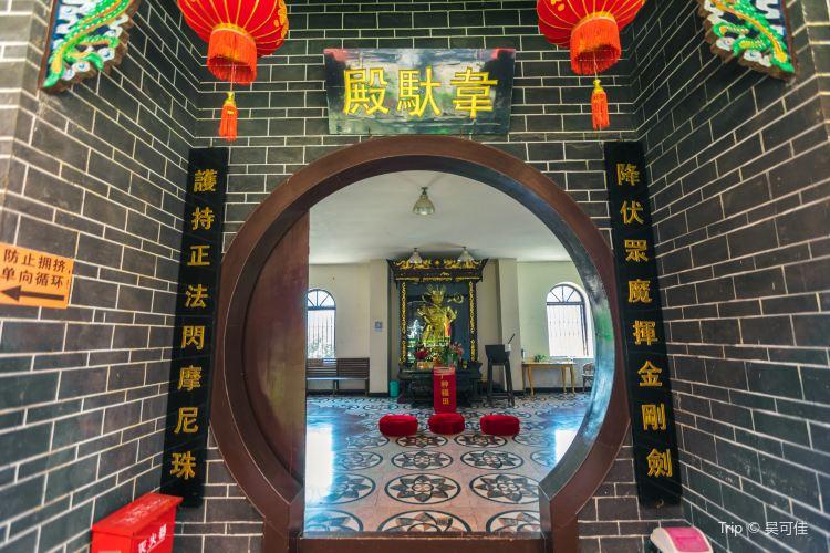 Ciyun Temple4