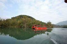 从化绿道流溪游船