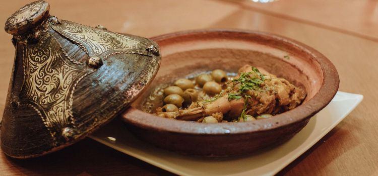 Tajine Moroccan塔金摩洛哥中東餐廳2