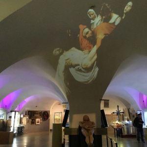 神圣裹尸布博物馆旅游景点攻略图