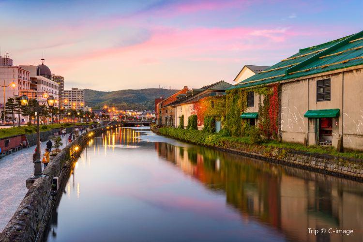 小樽運河4