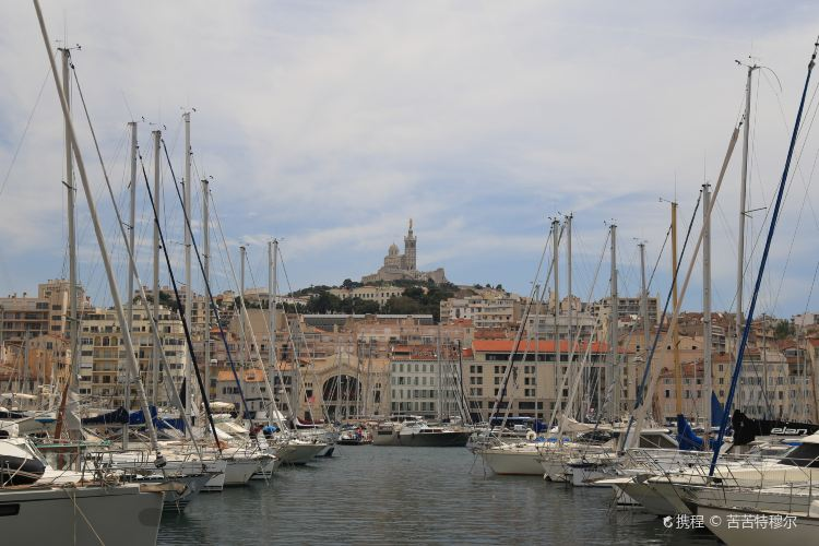 Old Port of Marseille3