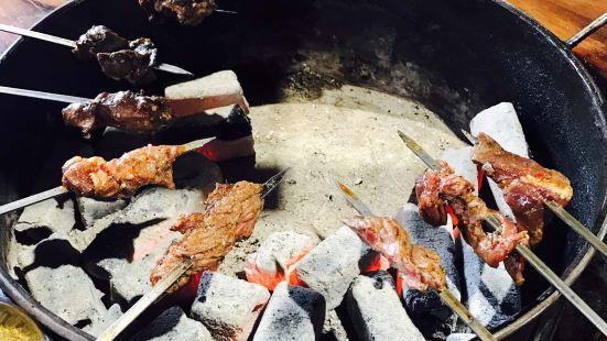 嶽家水滸烤肉