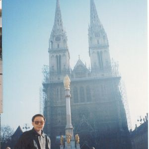 圣马可教堂旅游景点攻略图