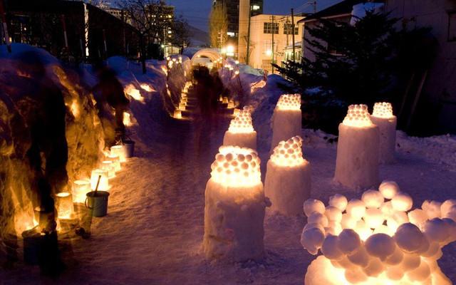 这个冬季,想在小樽说爱你
