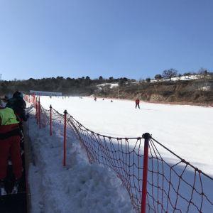 蓟洲国际滑雪场旅游景点攻略图