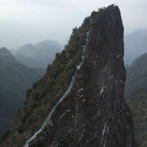 八台山旅游景点攻略图