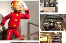 水菱环球之旅の布鲁塞尔漫画博物馆