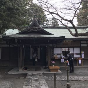 Shrine of Kamakuragu旅游景点攻略图