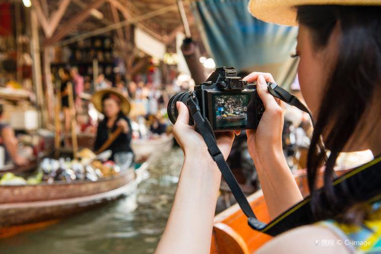 Damnoen Saduak Floating Market4