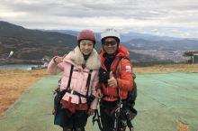 玩 滑翔伞飞一般的感觉 很多人都不知道在丽江还有这么刺激的运动--滑翔伞! 想迅速了解滑翔伞是怎么玩