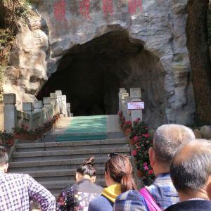 龙潭溶洞旅游景点攻略图
