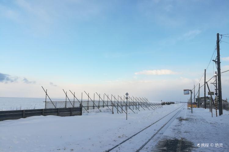 JR北濱站2