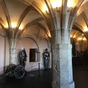 维安登城堡旅游景点攻略图