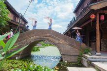 千年古镇 从小到大去过很多次 每次去都有还一样的风景