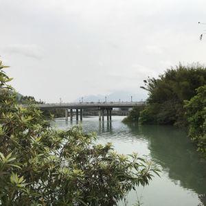 从化流溪河水陆绿道旅游景点攻略图