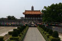 雷州半島上雷州古城中的广东省省重点文物保护单位----三元塔
