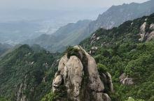 九华山-花台景区,九华山的后花园