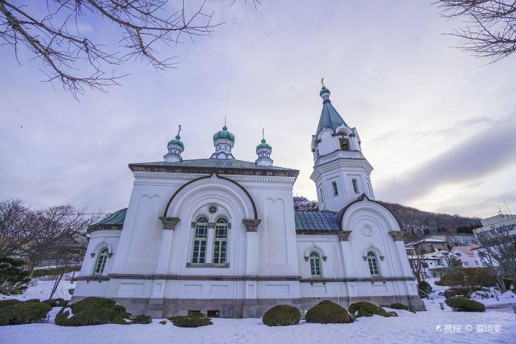Hakodate Orthodox Church1