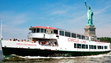 Circle Line纽约自由女神观光巡游