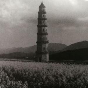 仰山文塔旅游景点攻略图