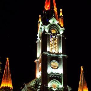 吉林天主教堂旅游景点攻略图