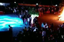 瑶族风情节篝火晚会,多姿多彩的民族文化表演