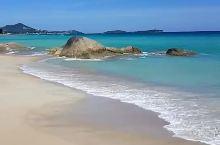 苏梅岛海滩的美丽