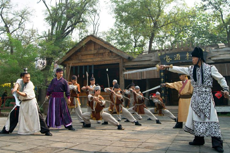 The Song Dynasty Of Kungfu City4