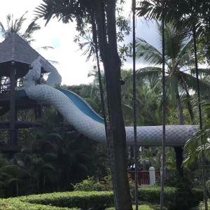 华欣热带水上丛林世界旅游景点攻略图