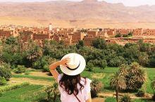 """遗落在荒漠中的""""最美古村落"""" 它是《Lonely Planet》的""""最美古村落"""",它是沙漠区域中保存"""