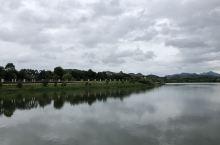 渡假好去处英德宝墩湖渡假村。