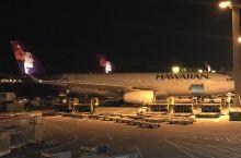 夏威夷航空HA897火奴鲁鲁-北京