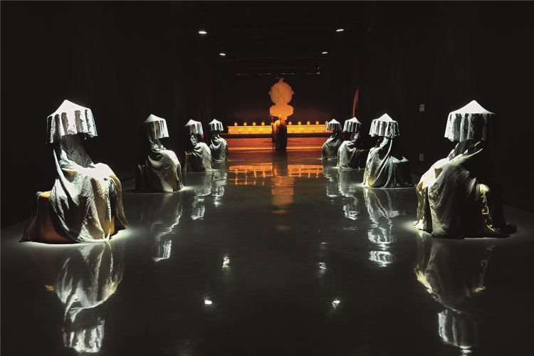 Yanzhou Xinglong Culture Park (Daxinglong Temple Tourist Attraction)4