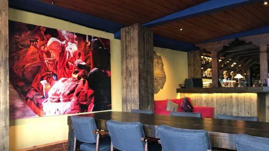 岡拉梅朵藝術餐廳·街景咖啡吧