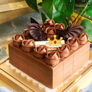 黑天鹅蛋糕(彩悦城店)旅游景点攻略图