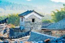 趁着寒冬未到,在秋日的余温里去寻访韶关最美村落!