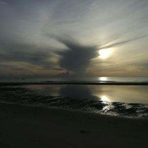 七岩海滩旅游景点攻略图