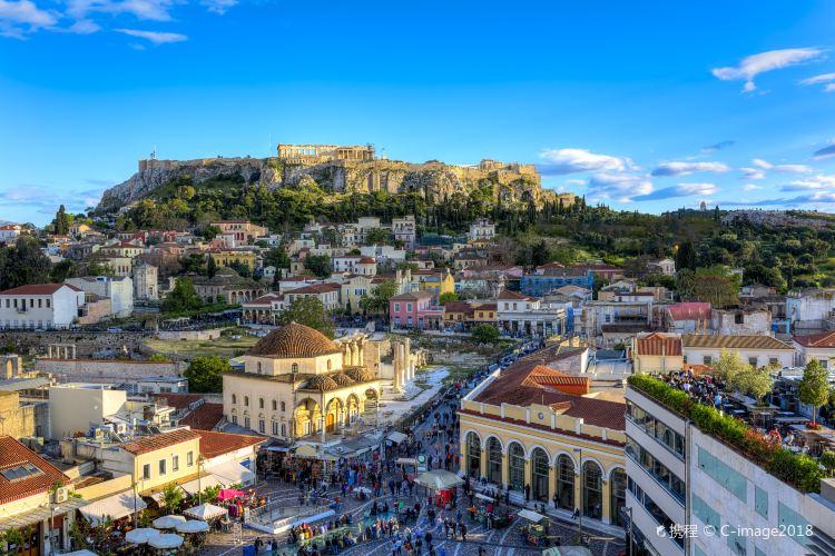 雅典衛城1
