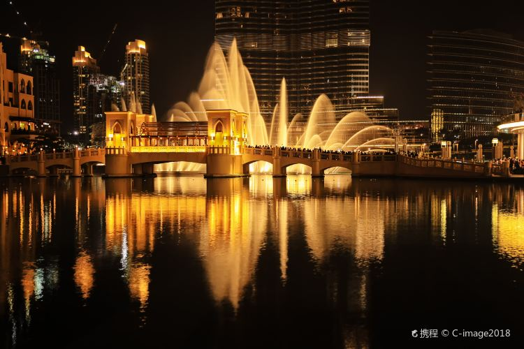 The Dubai Fountain2