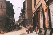 和阿左的尼泊尔之行