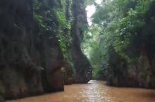云南九乡风景区的荫翠峡