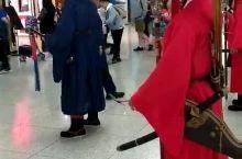 韩国仁川机场免税店节目