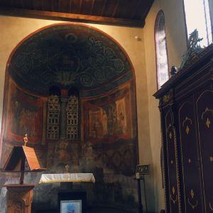 科斯梅丁圣母教堂旅游景点攻略图
