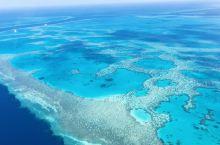 #元旦去哪玩 世界上最美的心型大堡礁
