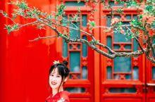 西安旅行  |  穿着汉服游华清宫