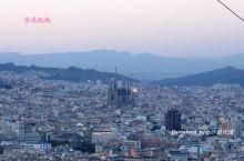 蒙锥克山公园,俯瞰巴塞罗那市区和海港的最佳地点