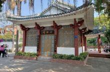 菽庄花园,堪称海滨花园的典范 菽庄花园建于1913年,位于鼓浪屿岛南部,面向大海,背倚日光岩,原是地